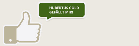 Hubertus Gold gefällt mir!