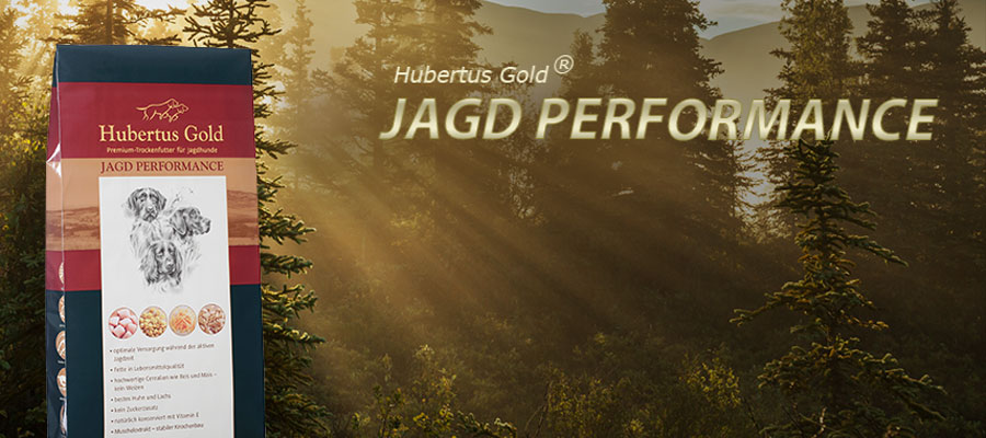 Hubertus Gold Jagd-Performance