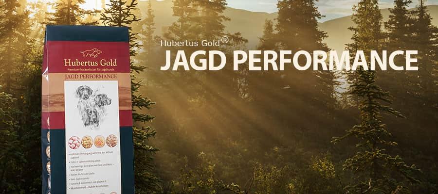 Jagd Performance - Trockenvollkost für die Zeit intensiver Jagdausübung.